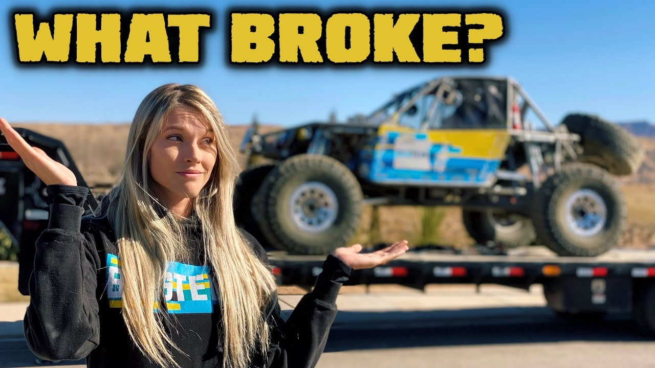 WHAT BROKE?! WE REVIEW THE DAMAGE!