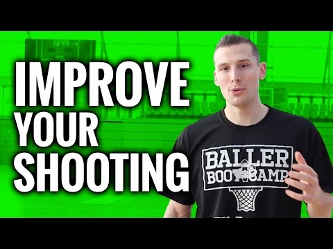 How to Improve Your Shooting In Basketball | Tutorial, Tips, Advice