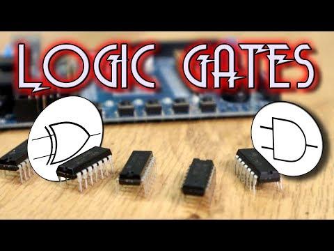 Basic Logic Gates - Road to FPGAs #101