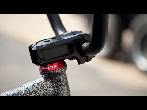 Dan's Comp BMX How-To Series: Integrated Headset Maintenance & Install