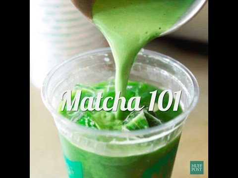 Matcha Tea: Here's Why You Should Be Drinking It