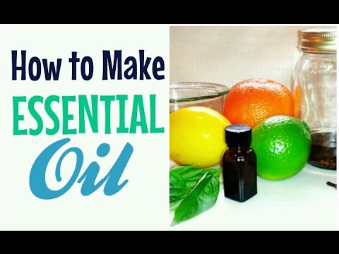 HOW TO MAKE ESSENTIAL OIL | 3 Quick & Easy Ways | Cheap Tip #179