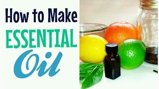 How To Make Essential Oil 3 Quick Easy Ways Cheap Tip 179