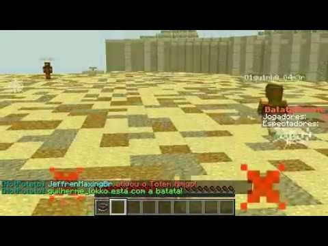 Minigames do HU3 - ft Onix Gamer