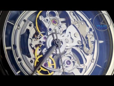 Automatic Watch Time-lapse - Oris Luxury Swiss Watch [HD]