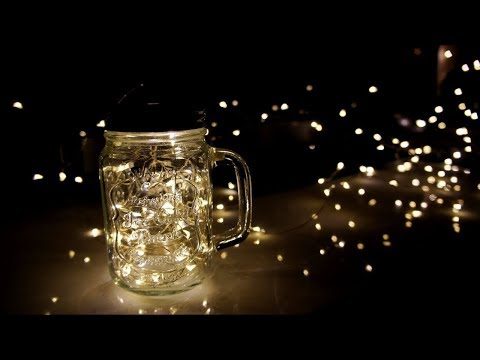 USB powered copper wire decorative LED light strings