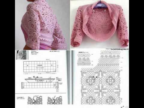 crochet shrug  how to crochet vest shrug free pattern tutorial for beginners 23