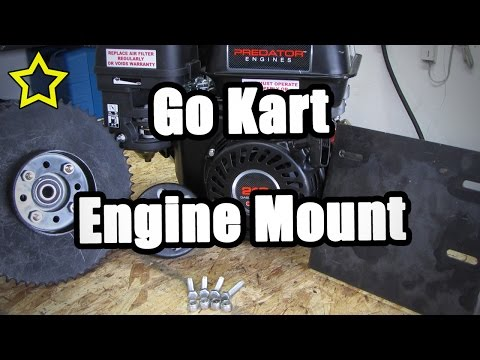 Go Kart Engine Mount: How to Install