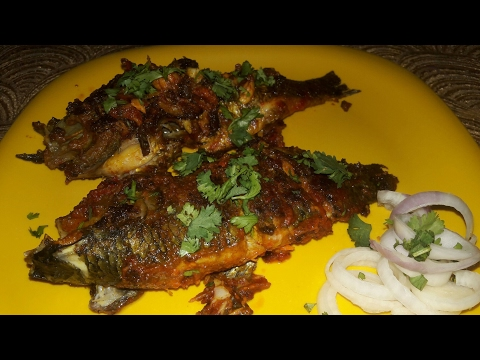 How to make desi fish fry recipe at home in hindi