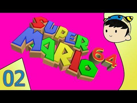 Super Mario 64 - Part 2
