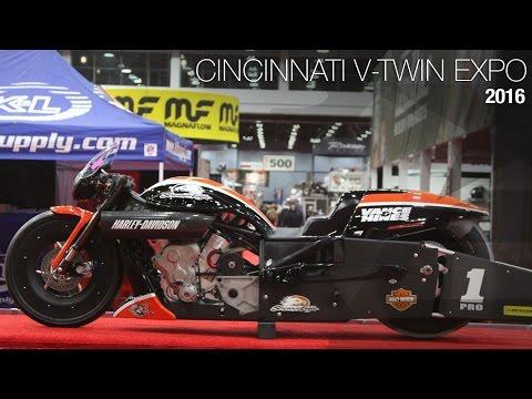 2016 Cincinnati V-Twin Expo - MotoUSA