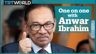 Exclusive interview with Malaysia's most famous political prisoner Anwar Ibrahim