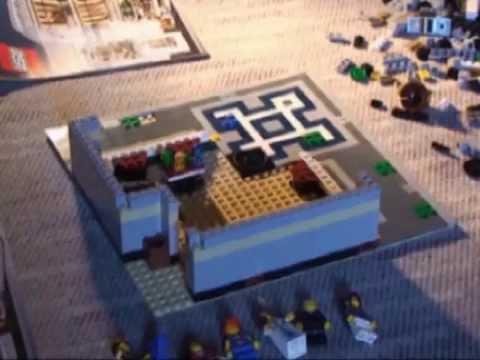 Building LEGO Grand Emporium 10211