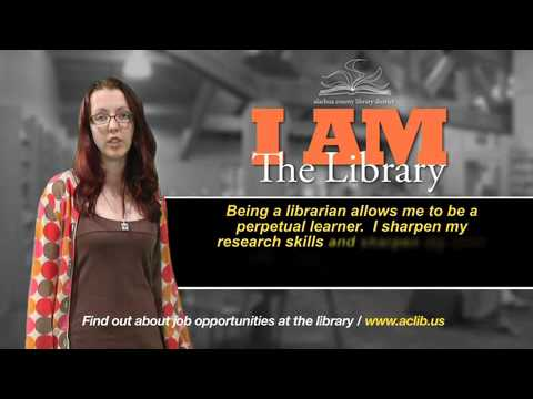 I AM the Library: Alachua County Library District