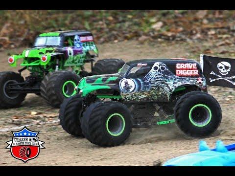 Series FINALS Pro Mod Racing Bracket #2 - Nov. 5, 2017 - Trigger King R/C Monster Trucks