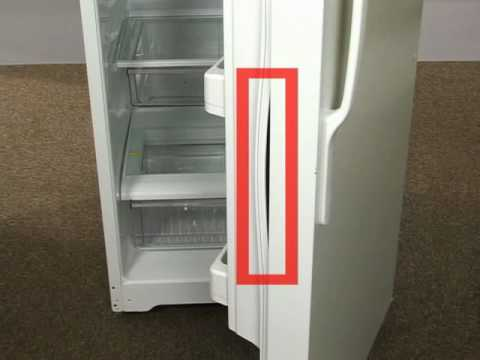Top Freezer Refrigerator - Door Gasket Insertion