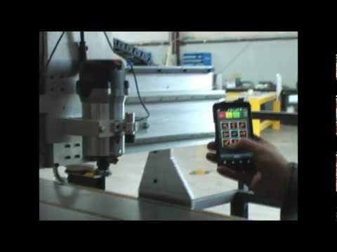 Control Your CNC With Your iPhone or Android