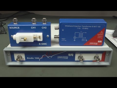 EEVBlog #1103 - Omicron Labs Bode 100 Review & Experiments