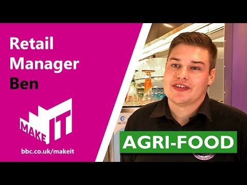 RETAIL MANAGER | Make It Into: Agri-food
