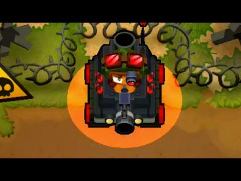NEW Hero MAX Level Captain Churchill Is INSANE Bloons TD 6