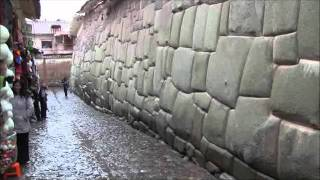 Cuzco Peru: Clear Evidence Of The Great Builders Before The Inca