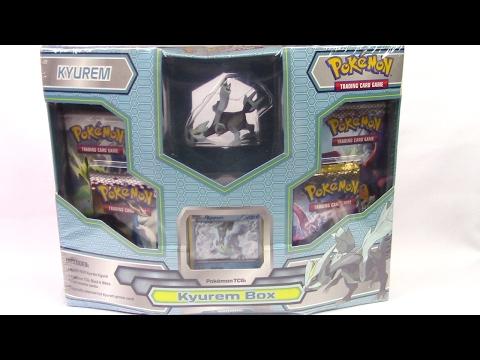 Kyurem Box Black and White Era Pokemon Cards Opening Throwback Thursday #5