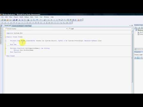 VB.NET How to get your IP Adresses