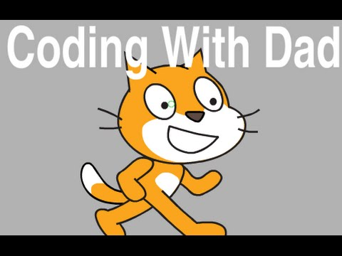 Coding WIth Dad : Multiplayer game in 20 minutes (Scratch.mit.edu)