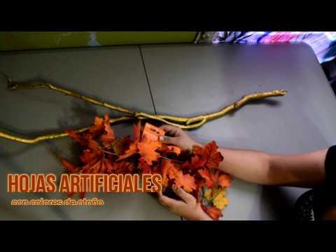 Decoración de otoño 🍁 fall garland 🍂