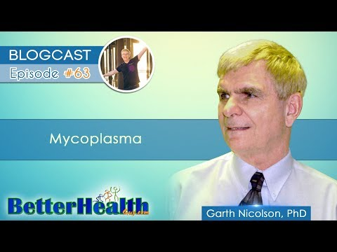 Episode #63: Mycoplasma with Dr. Garth Nicolson, PhD