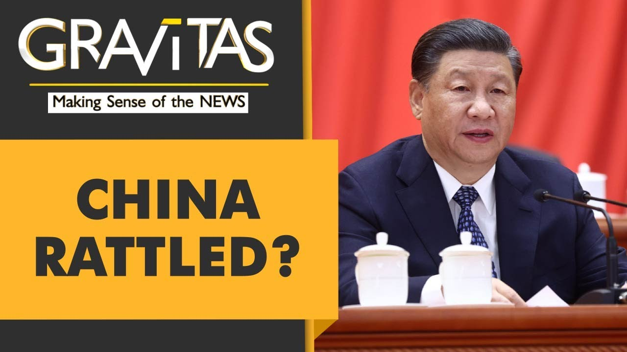 Gravitas: China rattled after takedown by NATO & G7?