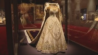 Buckingham Palace exhibition celebrates Queen Elizabeth