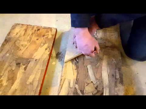 How to cut stair stringers the easy way