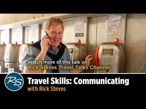 European Travel Skills: Using Your Smartphone