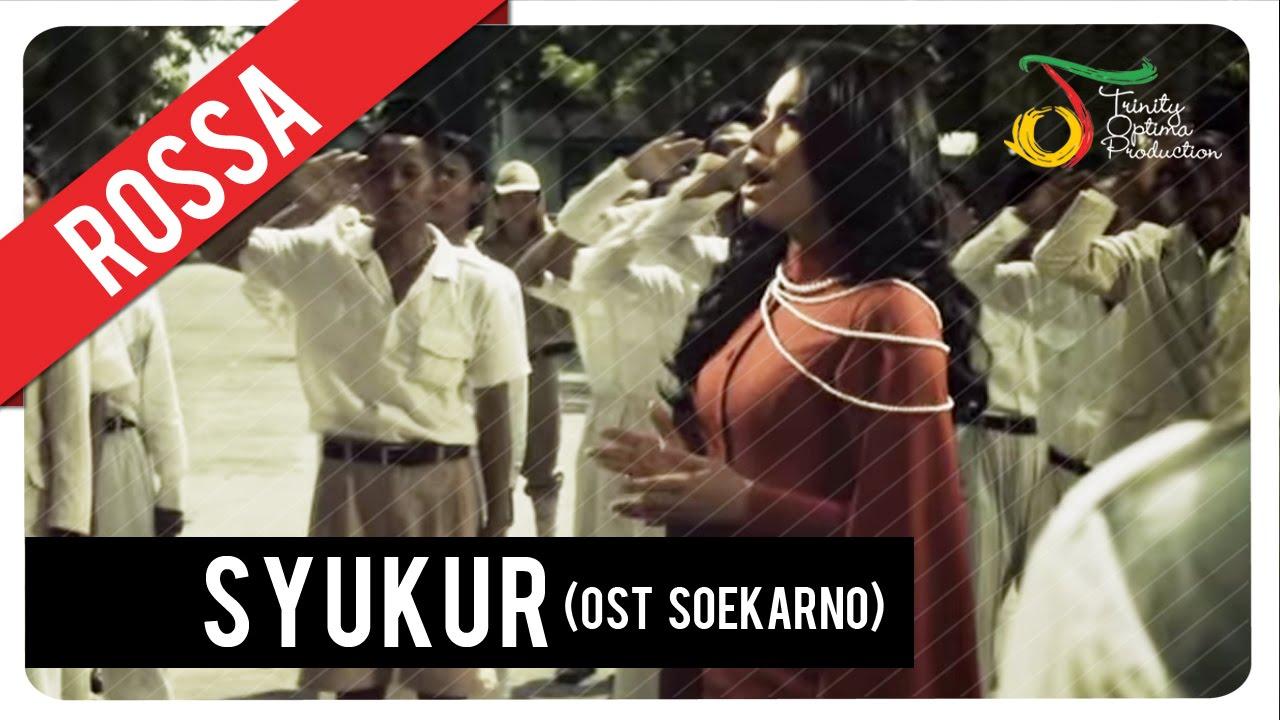 Rossa - Syukur