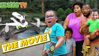 Download Drone Master The Movie! (What's In The Box) ZZ Kids TV Compilation