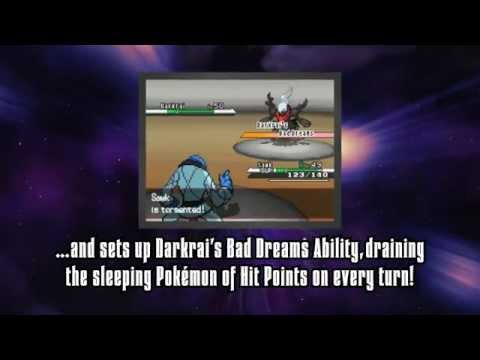 Get the Mythical Pokémon Darkrai! - Pokémon Black Version/Pokémon White Version