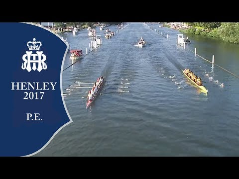 Shiplake v Radley - P.E. | Henley 2017 Semi-Finals