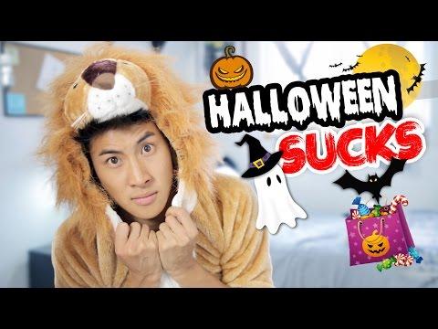 Quitting Halloween
