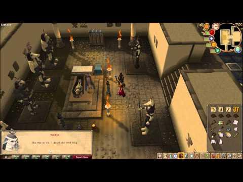Runescape Do No Evil part 1 of 8 Leela and Apmeken