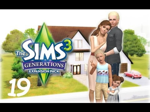 Let's Play: The Sims 3 Generations - (Part 19) Pregnancy and Prom!