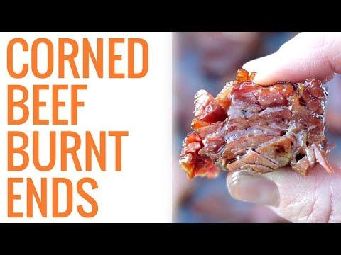Corned Beef Burnt Ends