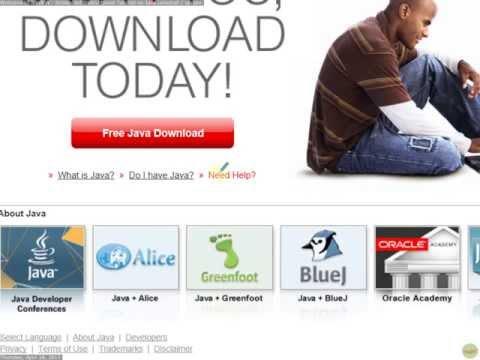 Removing old Java 7u17 and installing latest Java 7u21 on Windows 7 (32 bit) PC