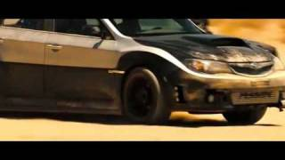 Fast and Furious 4 AMV Helmet - Crashing Foreign Cars