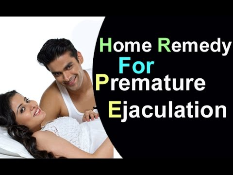 Home remedy for premature ejaculation Ayurvedha