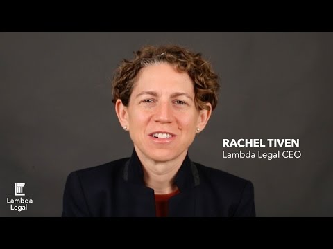 """""""Thank you, Indiana."""" – A message from Lambda Legal CEO Rachel Tiven"""