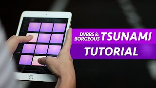 Here is tutorial by mod:noise. He will show you step by step instructions about how to play DVBBS & Borgeous - TSUNAMI with Big Room Hurricane soundpack.  Download right now and be the Electro Party Hero! App Store: https://goo.gl/6ZtDSv Google Play: https://goo.gl/eKp11v  What
