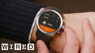 LG's New Android Smartwatches - Review | WIRED