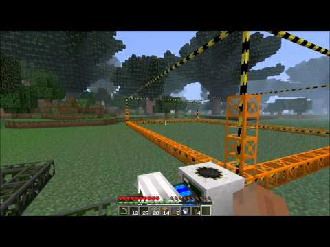 Minecraft BuildCraft Tutorials of Pipes, Engines, pumps, Quarrys, Mining Well And More