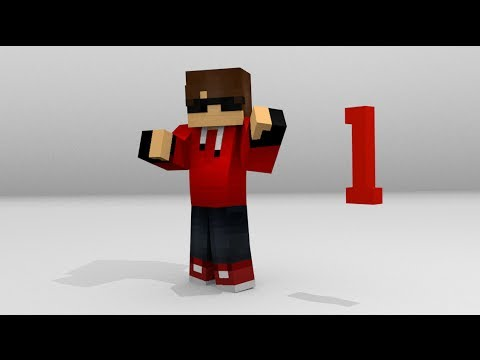 How To Build A Minecraft Character Rig In Blender - Part 1